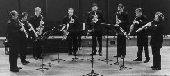 Tribune Saxophone Octet